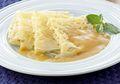 Senin Lebih Menyenangkan Kalau Sarapan dengan Roti Jala Kinca Durian