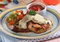 Gara-Gara Steak Ayam Mayones, Seisi Rumah Bolak Balik Terus Ke Dapur