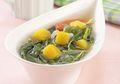 Sayur Bening Bayam Labu Kuning, Sayuran Lezat yang Mudah Dicerna Tubuh Saat Sahur