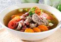 Say No To Diet kalau Sop Daging Kacang Merah Ini Sudah Hadir, Bikin Makan jadi Nikmat