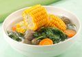45 Membuat Horenso Masak Bening dengan Bola-Bola Daging Juicy