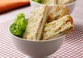 Prawn And Nori Crispy Toast, Sarapan Ala Resto Mewah Tidak Hanya Mimpi