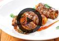 Makan Malam Jadi Enggak Repot Kalau Menyajikan Sukiyaki Gulung Isi Sayur Berikut Ini