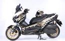 Yamaha Pasang Grafis Isle of Man TT, Biar Senada Dengan Helmnya