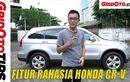 Terungkap, Ini Video Cara Memakai Fitur Rahasia di Honda CR-V