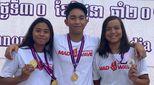 ASEAN School Games 2019 - Enam Emas Diraih Indonesia di Hari Pertama