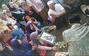Banjir Air Mata, Proses Pemakaman Pembalap M Zaki di Bondowoso