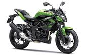 Kawasaki Z250 SI 2015 Bekas, Harga Setara Yamaha Aerox?  Ada Nih...