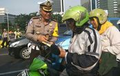 Bongkar Rahasia,  Polisi Kasih Tips Supaya Pemotor Enggak Kena Tilang