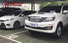Toyota Astra Finance Service Tebar Promo Pembiayaan Mobil Bekas