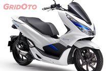 Resmi Dijual Ini Spek Honda PCX Electric, Torsi PCX Bensin Gak Ada Apa-apanya!