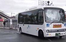 Bukan Mistis, Maebashi Bakal Pakai Bis Tanpa Sopir Pertama di Jepang