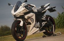 Keren Mana, V-Ixion Dikasih Fairing Ini Atau Yamaha R15?