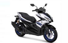 Asik, Kampas Rem Belakang Yamaha Aerox Bisa Pakai Punya Scorpio Z