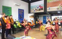 Resmikan Dealer Terbarunya di Bali, Piaggio Umbar Promo Menarik