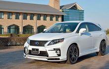 Rowen Berhasil Membuat Lexus RX Lawas Jadi Lebih Berkelas Kembali