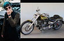 Sultan Mah Bebas, Atta Halilintar Mendadak Jadi Anak Bikers, Harley-Davidson Langsung Dipesan