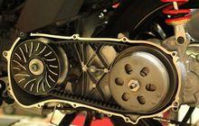 Akselerasi dan Top Speed Naik, Pakai Jurus Kerok Roller dan Kipas CVT