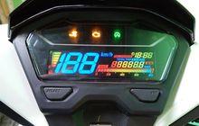 Bikin Spidometer Honda Vario 150 Dan 125 Warna-Warni, Lebih Atraktif