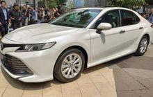 Kejutan Awal Tahun, yang Ditunggu Toyota Avanza, Malah Camry Meluncur