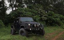 Jeep Wrangler JK Sepintas Minimalis, Padahal Hampir Semua Digarap