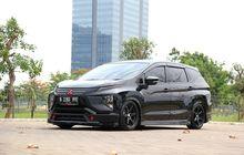 Mitsubishi Xpander Sport Lebih Macho, Adopsi Gaya Monochrome