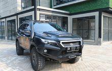 Toyota Fortuner VRZ Wajah Gladiator, Bumper Pakai Sertifikat Segala