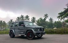 Yah, Mercedes-AMG G63 Terganjal Larangan Impor di Indonesia