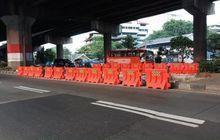 Biang Macet, Putaran Balik di Jalan DI Panjaitan Jatinegara Dipindah