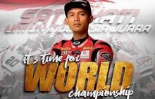 Dimas Ekky Pratama Bisa Gemilang Di Moto2 Berkat FIM CEV Repsol
