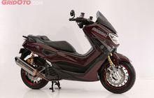 Habiskan Rp 50 Juta, Yamaha NMAX Ini Dibalut Bodi Carbon Kevlar