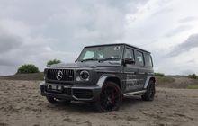 Inilah Dia Senjata Andalan Mercedes-AMG G63 di Medan Off-Road