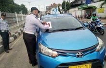 Sudinhub Jakarta Timur Tindak Tegas Kendaraan Tidak Laik, Masuk Kandang