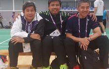 Indonesia Open 2019 - Komentar Kantaphon Wangcharoen Usai Dipoles Pelatih Indonesia