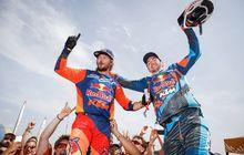 Otorace : Menang Reli Dakar 2019, Toby Price Dibotaki Laia Sanz