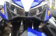 Yamaha Aerox 155 Jangan Minder, Tombol Hazard Bisa Pasang Sendiri