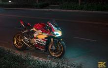 Ducati Rasa Honda, Soalnya Baju Panigale V4S Ini Mirip Livery Repsol