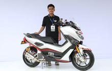 Penyempurnaan Berbuah Manis, Yamaha NMAX Ini Jadi Master di Medan