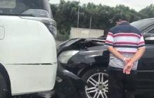 Avanza, Terios, Datsun GO+ Sampai Alphard Ringsek Bareng, Sundulan Tak Terhindar