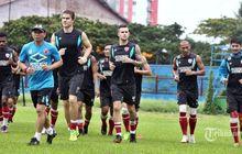PSM Pakai Jersey Musim Lalu di Piala AFC 2019 Gara-gara Waktu Mepet