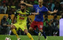sempat diisukan ke persija, pemain asing ini sebentar lagi jadi warga malaysia