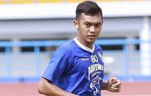 Selain Latihan, Gelandang Persib Bandung Tidak Lupa Tetap Atur Pola Makan