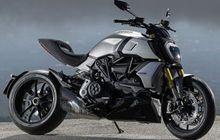 Ducati Mulai Produksi Diavel 1260 Versi 2019, Karakter Makin Garang