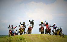 Berita Foto : Menyusuri Selatan Jawa Barat Bersama CRF Rally Indonesia