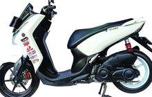 Yamaha Lexi Bisa Comot Pelek Aerox, Tapi Dua Bagian Ini Bikin Ribet