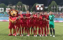 3 Anak Pemain Legendaris Klub Indonesia Masuk Daftar 29 Pemain Timnas Singapura