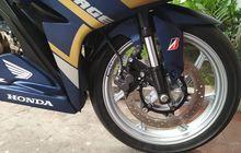 Pasang Upside Down Yamaha R15 di Honda CBR150? Siapkan Dana Segini