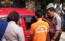Resep Miras Campur Durian Bikin Berantakan, Buang Motor Sampai Rampas Brio