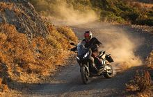 Honda Siapkan X-ADV Bermesin 150 cc dan 250 cc, Muncul Oktober?
