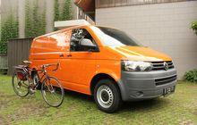 Asik Nih Blind Van Berubah Jadi Camper Van, Cocok Buat Jalan Jauh!